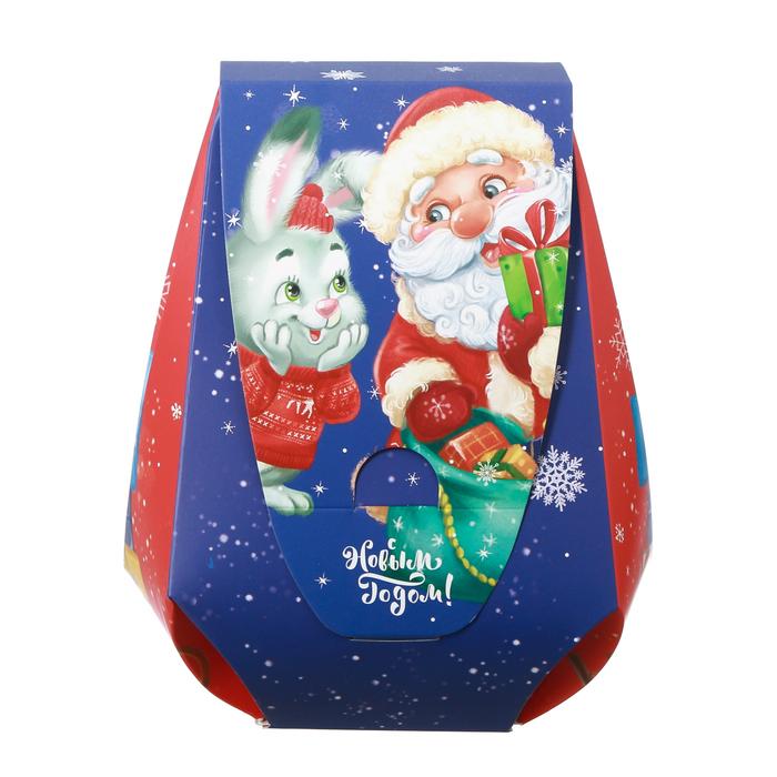 Рюкзачок складной «Подарки для тебя», 20 × 18 × 13 см
