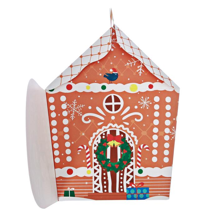 Складная коробка «Праздники», 15 × 20 × 6 см