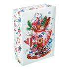 Складная коробка «Вкусности», 22 × 30 × 10 см