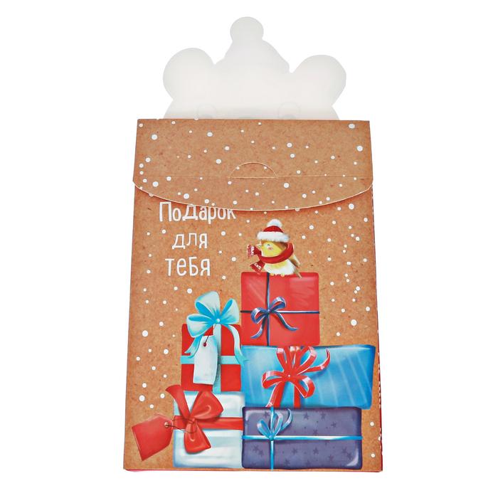 Складная коробка «Подарок», 15 × 7 × 22 см