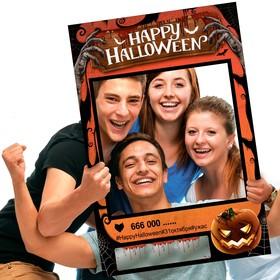"""Рамка для фотосессии """"Хеллоуин"""""""