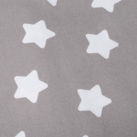 Фланель Звезды 160 г/м2, ш. 150 см, дл. 10 м, 100% хлопок Ош