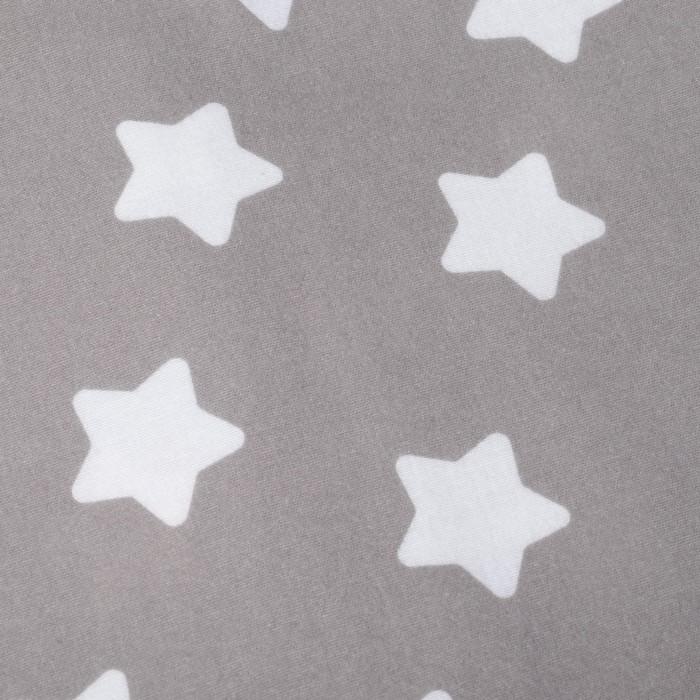 Фланель Звезды 160 г/м2, ш. 150 см, дл. 10 м, 100% хлопок