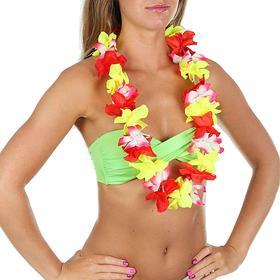 Ожерелье гавайское 'Цветочная Ланаи' Ош