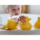 Набор игрушек для ванной из 100% каучука HEVEA Pond