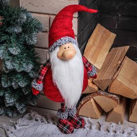 """Кукла интерьерная """"Дед Мороз"""" 62 см"""