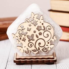 Соляная лампа 'Бабочки' Ош