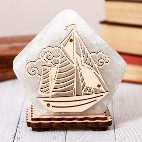Соляная лампа 'Корабль' Ош