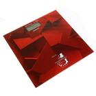 Весы напольные Scarlett SC-BS33E086, электронные, до 150 кг, красные