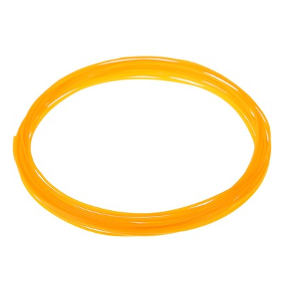 Пластик для 3D ручки LuazON ABS-1, по 10 м, 1 цвет в наборе (оранжевый)
