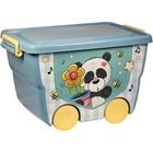 """Ящик для игрушек """"Деко: панда"""", 23 л"""