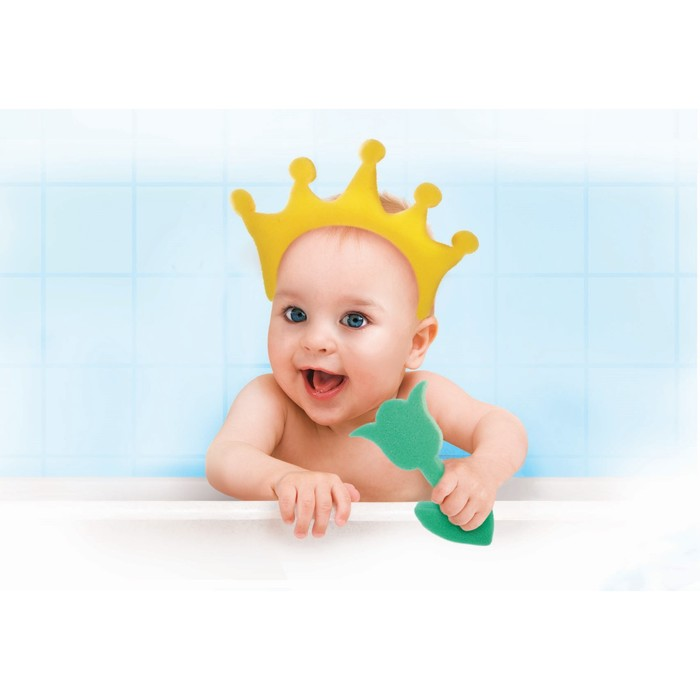 Развивающие детские губки/игрушки «Принцесса», набор 3 шт., МИКС