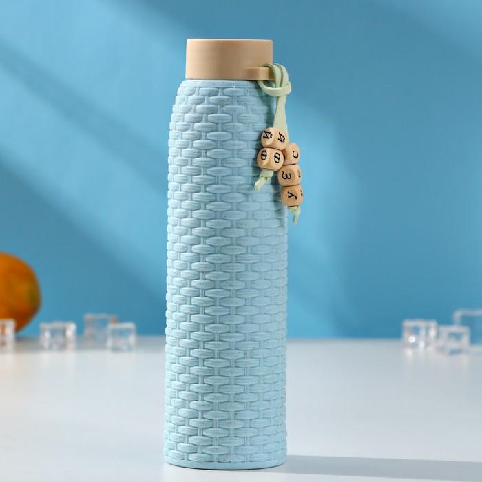 Бутылка «Леди», 360 мл, цвета МИКС