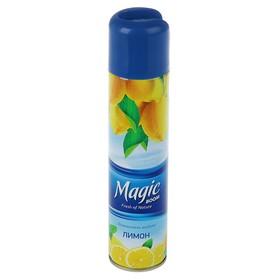 Освежитель воздуха Magic Boom лимон, 300 мл - фото 1708329
