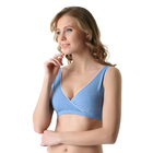 Топ «New Бэлли» для беременных и кормящих, цвет голубой, размер L