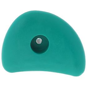 Зацеп для детского скалодрома «плавник» зелёный, Pro