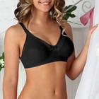 Бюстгальтер Mila для беременных и кормящих, цвет чёрный, размер 85D
