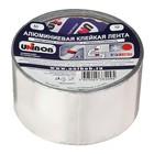 Клейная лента Unibob алюминиевая 50мм х 10м
