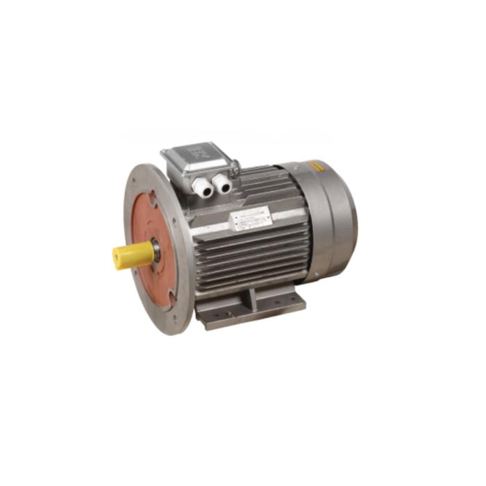 Электр двигатель ИЭК, АИР, трехфазный, 132S4, 380 В, 7,5 кВт, 1500 об/мин, 3081