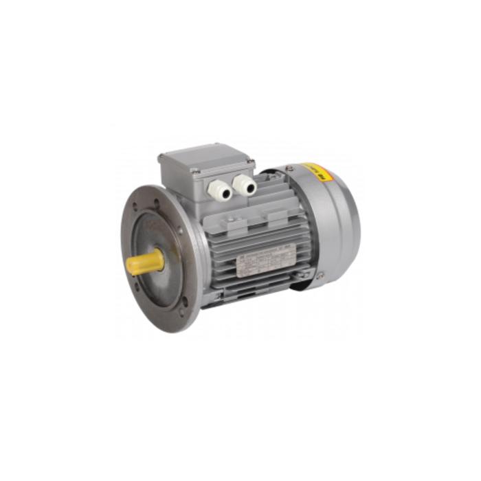 Электр двигатель ИЭК, АИР, трехфазный, 63B4, 380 В, 0,37 кВт, 1500 об/мин, 3081