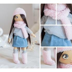 Интерьерная кукла «Полли», набор для шитья, 18.9 × 22.5 × 2.5 см