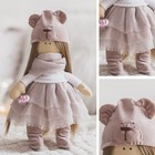 Набор для шитья «Мягкая кукла Мика», 18,9 х 22,5 х 2,5 см