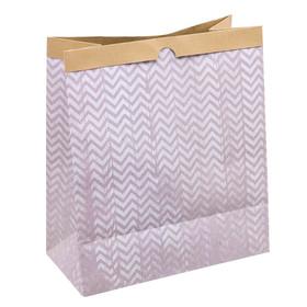 Пакет крафтовый «Хороший день», 32 × 36 × 16 см