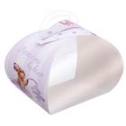 Коробочка под десерт «Легкости во всем», 10 × 12 × 9 см