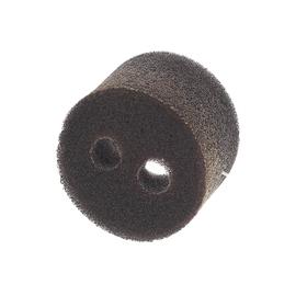 Пятачок кабана коричневый на резинке, поролон Ош