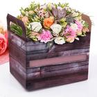 Коробка‒ящик «Массив дерева», 19,3 х 14,5 х 15 см