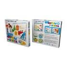 Игровой набор «Формы и цвета», в картонной коробке