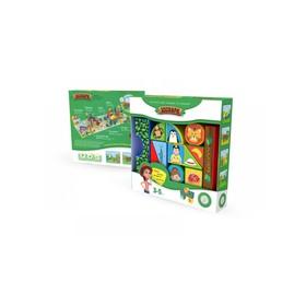 Пластиковые кубики «Ферма»