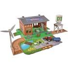 Игоровой набор Creatix «Ферма», с трактором