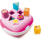 Сортер-корзинка Cotoons, розовый