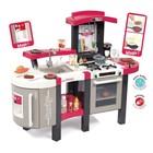 Игровая кухня Tefal Super Chef Deluxe, со звуковыми эффектами (пузырьки), 46 аксессуаров