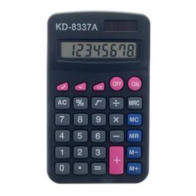 Калькулятор карманный, 8-разрядный, двойное питание в Донецке