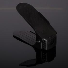 Подставка для хранения обуви регулируемая, 25×17×9 см, цвет МИКС - фото 4643504