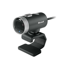 Web-камера Microsoft LifeCam Cinema, USB 2.0,1280х720,5Mpix foto,автофокус,Mic,черн-серебр