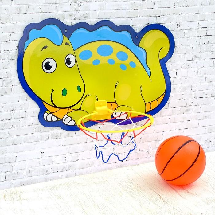 Игра баскетбол «Динозаврик»