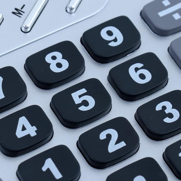 Калькулятор настольный, 8-разрядный, 9788 - фото 416978345
