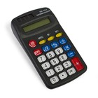 Pocket calculator, 8-digit