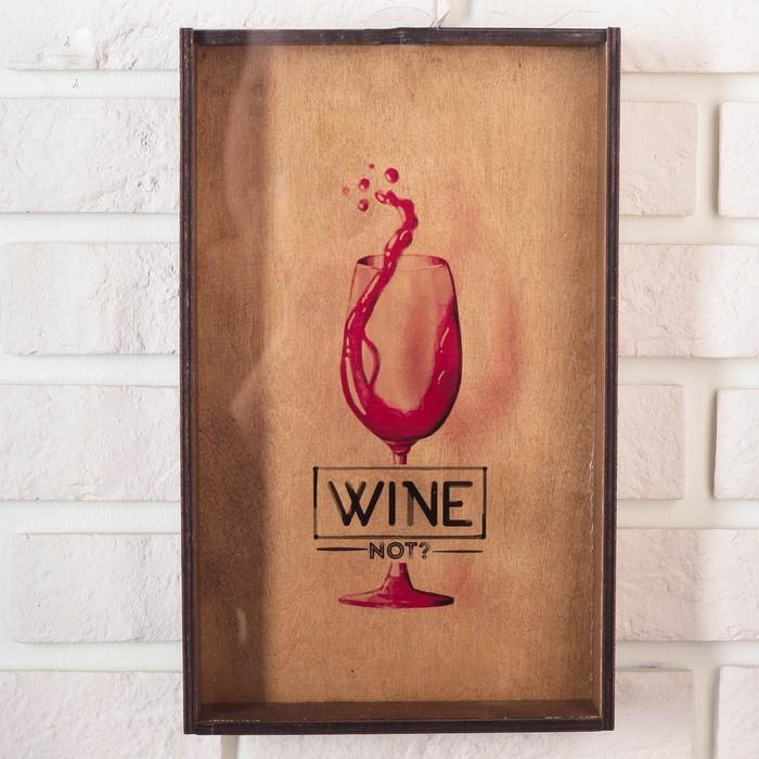"""Копилка для пробок """"Wine"""""""