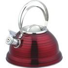 Чайник De Luxe, 2,5 л, цвет МИКС