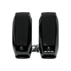Акустическая система 2.0 Logitech S150, 2х0.6Вт, jack3.5, черные, OEM