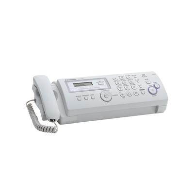 Факсимильный аппарат Panasonic KX-FP207RU, на основе термопереноса, дисплей, АОН, белый