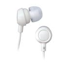 Наушники BBK EP-1150S, вкладыши вакуумные, провод 1.2м, мощность 200мВт, белые