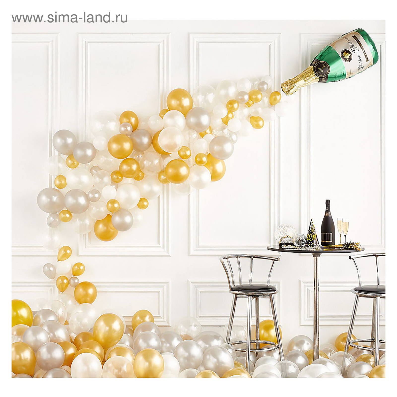new years eve party decor ideas - 1000×1000