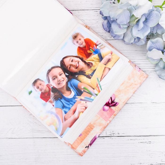 """Подарочный набор """"Лучшая учительница!"""": фотоальбом на 100 фото и интерьерные буквы"""