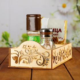 Butterfly box for spices, 25x13x7.5cm