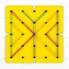 Геоборд «Ассорти» 19 × 19 см - фото 105589087